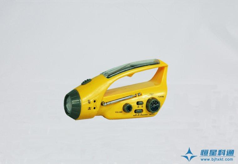FM25手摇发电式多用途收音机