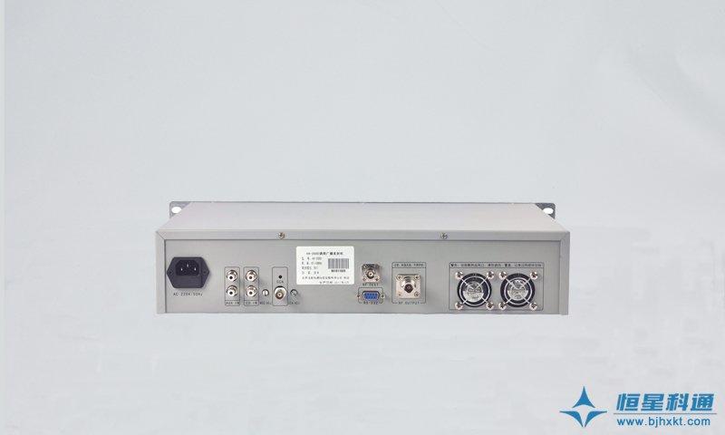 HX-2000大学外语电台调频发射机