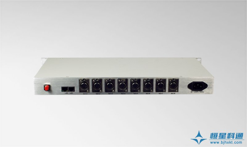 HX-4008S数字音频光端机