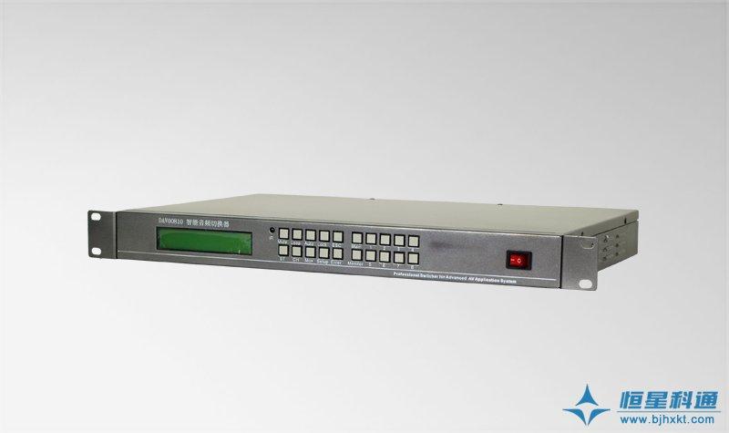 DA-0810自动音频切换器