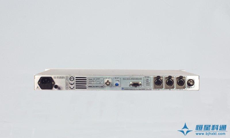 FM3000广播级调频调制器