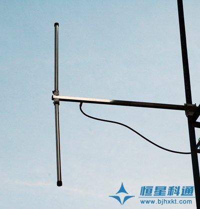 恒星科通垂直极化调频发射天线研制成功