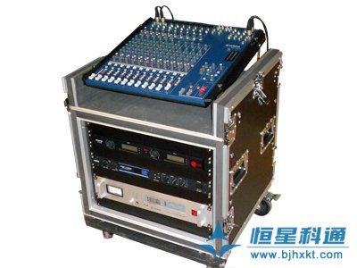 新疆哈密人民广播电台车载电台广播系统