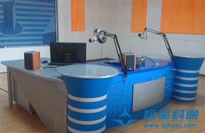 湖南湘阴县广播电台综合调频广播系统