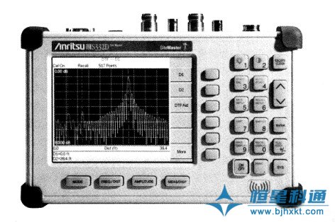 天线分析仪自带的信号源输出功率比较小,大部分产品都是毫瓦级ffjfflj
