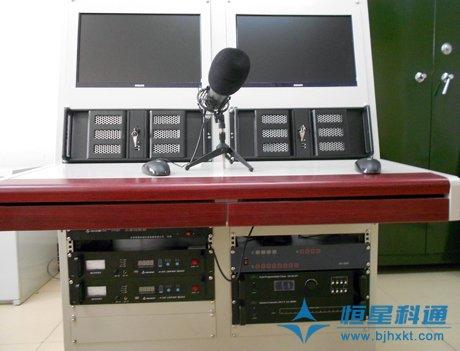 北京农学院校园外语调频电台